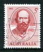 Australia 1962 Centenary Of Stuart's Crossing Australia From South To North Used - 1952-65 Elizabeth II : Pre-Decimals