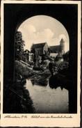 ! Alte Ansichtskarte Allenstein Ostpreußen , Schloß - Ostpreussen