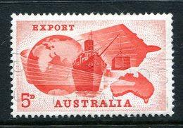 Australia 1963 Export Campaign Used - 1952-65 Elizabeth II : Pre-Decimals