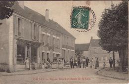 VAIRES Maison Tétard Et Route De La Gare - Vaires Sur Marne