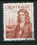 Australia 1963-65 Explorers - 5/- Dampier Used - 1952-65 Elizabeth II : Pre-Decimals