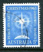 Australia 1963 Christmas Used - 1952-65 Elizabeth II : Pre-Decimals