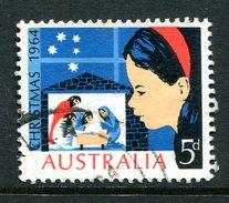 Australia 1964 Christmas Used - 1952-65 Elizabeth II : Pre-Decimals