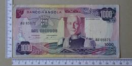 ANGOLA 1000 ESCUDOS 1972 -      (Nº18133) - Angola