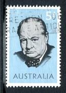 Australia 1965 Churchill Commemoration Used - 1952-65 Elizabeth II : Pre-Decimals
