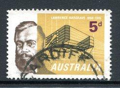 Australia 1965 50th Death Anniversary Of Lawrence Hargrave Used - 1952-65 Elizabeth II : Pre-Decimals