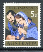 Australia 1965 Christmas Used - 1952-65 Elizabeth II : Pre-Decimals