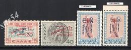 Greece 1946 Charity Postal Staff Welfare Fund. MNH ** - Beneficenza
