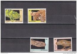 Botswana Nº 395 Al 398 - Botswana (1966-...)