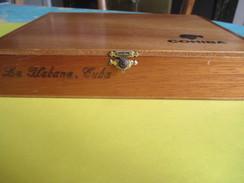 Boite De Cigare Vide Pour Collection/COHIBA/25 Esplandidos/Hecho à Mano/La Habana / CUBA /Vers 2010       CIG38 - Around Cigars