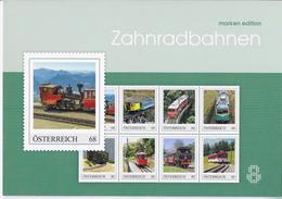 Mapje Met 8 Exclusieve Zegels - Autriche