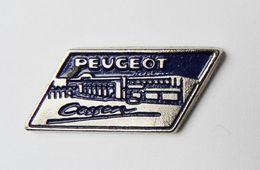 Pin's Peugeot Cesson Sévigné - BR3/5 - Villes