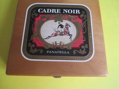 Boite De Cigare Vide Pour Collection/Cadre Noir/25 Cigares/Panatella/Régie Française Des Tabacs  /Vers 2010       CIG39 - Other
