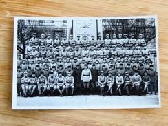 C.P.A. Photo D'un Groupe De Militaires, Mai 1932, 305e Rt A.L.T., Besançon, 1ère Batterie - Regiments