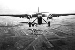 Aviation WW2 - Formation De Bombardiers Français Amiot 143 En 1939/40 - 1939-45
