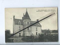 CPA Souple - Châteaux De La Loire Inférieure -  Bouguenais - Château De La Guérinière - Bouguenais