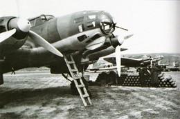 Aviation WW2 - Heinkel De La Légion Condor En Espagne En 1937 - 1939-45