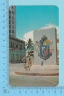 Mexico - El Escudo De Mazatlan Photo Mark Turok -  2 Scans - Mexique