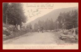 Dept 88 Les Cols Des Vosges * Au Col D'oderen Ou Col De Ventron   ( Scan Recto Et Verso ) - France
