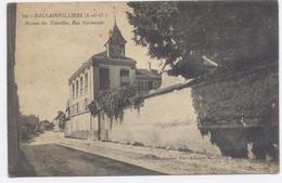 BALLAINVILLIERS , Maison Des Tourelles Rue Normande Bon état - Francia