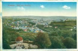 CPM - WIESBADEN - Total Vom Neroberg - Wiesbaden