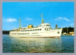 Germany Bund MS Baltica Ostseeheilbad Travemünde - Ships