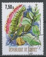 Guinea 1974. Scott #669 (U) Combretuni Grandiflorum Flower * - Guinée (1958-...)