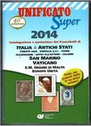 Catalogo UNIFICATO Super ITALIA 2014 Completo - USATO (prezzi NON Segnati), In Buono Stato - (4 Foto) - Italia