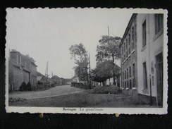 MO-159 - Luxembourg - Bertogne,  La Grand Route  - Circulé, 194? - Bertogne