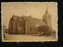 MO-160  -  Bocholt  (Limburg) - Kerk Na De Verplaatsing Van Den Toren /   Noordkant  10,5 X15,5 Cm - Circulé, 1937 - Bocholt