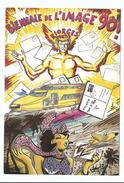 RIORGUES Bienale De L'image 1990 - Illustrateur Kalistrate Porcherot Sansié - Riorges