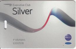 UK - One World, Avios By British Airways Silver Member Card, Used - Avions