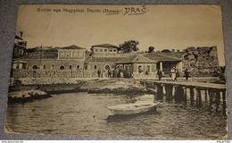 DURRËS, DURAZZO 1913., ALBANIA, ALBANIEN, SHQIPNI, ORIGINAL OLD POSTCARD - Albania