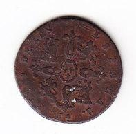 ESPAGNE KM 530.2 1850 4M . (B414) - Monnaies Provinciales
