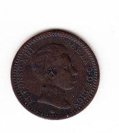 ESPAGNE KM 722 1904 2 C . (B416) - Monnaies Provinciales