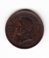 ESPAGNE KM 732 1911 2 C . (B420) - Monnaies Provinciales