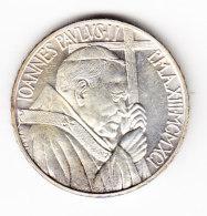 VATICAN KM 227 SILVER 1991 500L . (B433) - Vatican