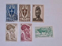 CAMEROUN  1939-46  LOT# 3 - Cameroun (1960-...)