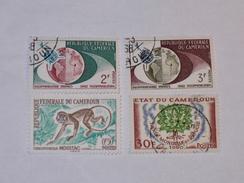 CAMEROUN  1960-63  LOT# 5 - Cameroun (1960-...)