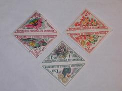 CAMEROUN  1963  LOT# 6  FLOWERS - Cameroun (1960-...)