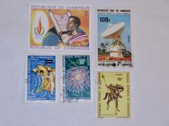 CAMEROUN  1970-79  LOT# 7 - Cameroun (1960-...)