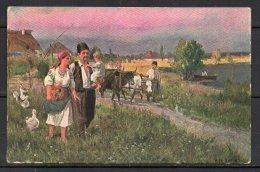 Ansichten Und Typen Aus Russland, 1916 - Costumes