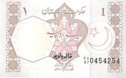 PAKISTAN   1 Rupee   ND (1983-)   Sign.8   P. 27k   UNC - Pakistan