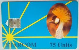 Uganda Phonecard 75 Units Starcom - Uganda