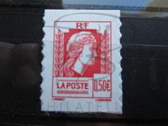 VEND BEAU TIMBRE AUTOADHESIF DE FRANCE N° 43 , XX !!! - France
