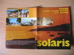SOLARIS NATURIST.POREC-ISTRA - Tourism Brochures