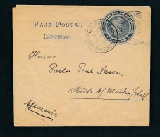Argentinien Streifband ... ( G9884 ) Siehe Foto - Postal Stationery