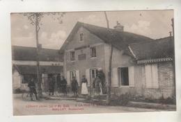 "LUSIGNY -  Restaurant "" A La Porte Maillot "" - France"