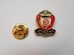 Superbe Pin's , Armée Militaire , Police Turque , Turquie - Army