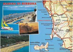TOSCANA - MARINA DI BIBBONA - EDIZ. SA. CAR - VIAGGIATA 2001 - Italia